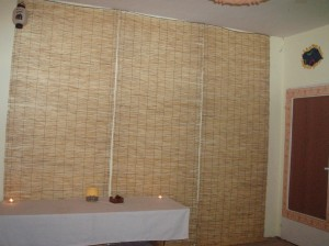 bambukova stena